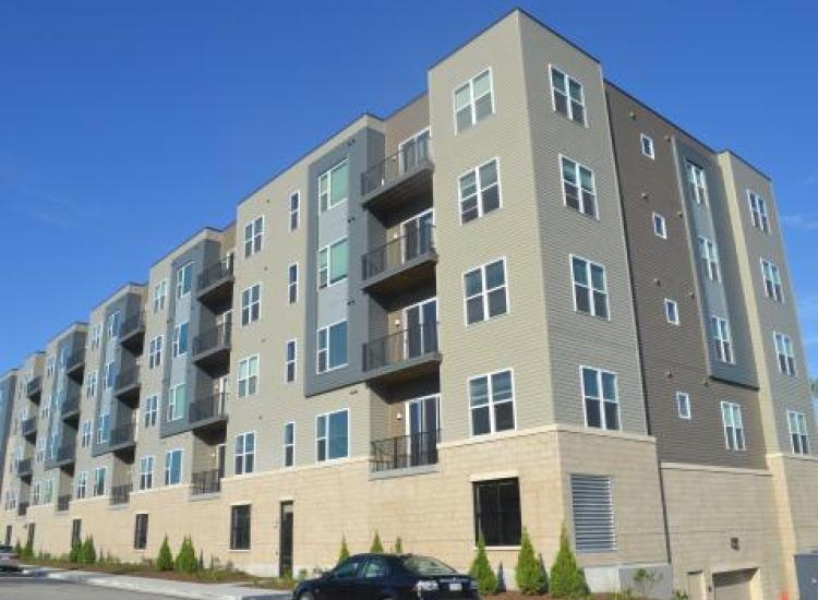 The Globe offers green built apartments in Watertown, Wisconsin.